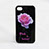 doctor case cover pink rose