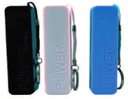 Patrick Power bank 2600 mah